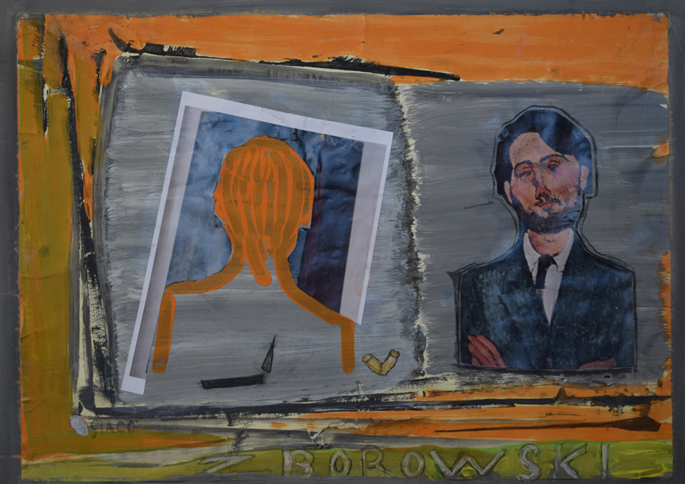 zborowski portrait was a dealer for Modigliani